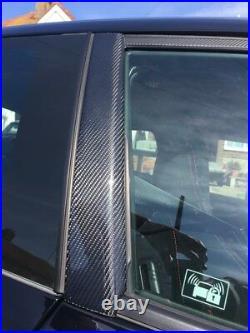 Honda Civic FN2 Door Pillar covers Carbon Fibre 2006-12