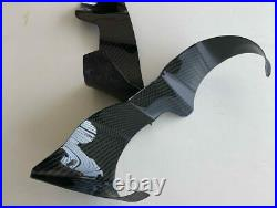 Inner Headlight Trim for BMW E46 Carbon Fiber