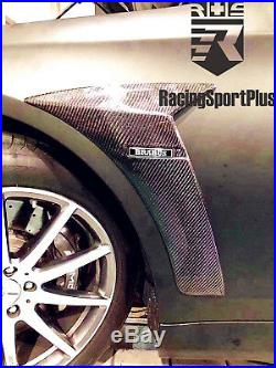 Mercedes-Benz S63/S65 Carbon Fiber Kit Body Kit Carbon Fiber Front Side Vents