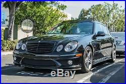 Mercedes Benz W211 E55 E63 Amg Carbon Fiber Side Skirt Extension Us Seller