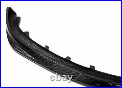 Mitsubishi Evo 8 2003-2005 Carbon Fibre Front Lip Bumper Splitter Valance Z2046