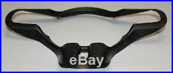 Mitsubishi Lancer Evolution / Evo X Steering Wheel Cover 100% Carbon Fiber Matte