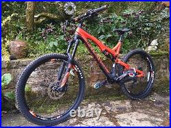 Mountain Bike Full Suspension Carbon Fibre Intense Tracer T275C Foundation 2016