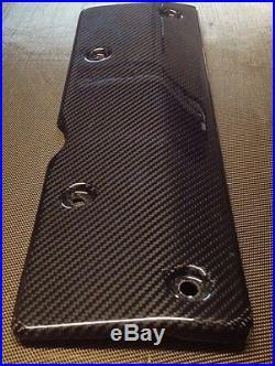 Mugen Carbon Fiber Spark Plug Cover for Honda Civic Accord Integra RSX K20 K24