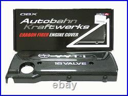 OBX Racing Sports Carbon Fiber Engine Cover Fits 05 06 07 08 09 tC 2.4L Scion