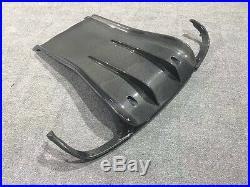 Porsche 991 911 V Style Carbon Fiber Body Kit Front Lip Side Skirt Diffuser Wing
