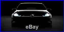 REAL Carbon Fiber Mirror Caps FOR Volkswagen VW Golf MK7 Mk7.5 TSI TDI GTI R