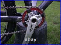 SCOTT SCALE 20 FULL CARBON FIBRE Size large MTB (26 inch wheels)
