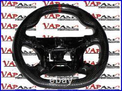 Steering Wheel carbon Fiber Mustang 99 04 GT/V6 100%CF