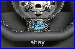 Steering wheel carbon fiber Ford Focus RS Mk2 ST 225
