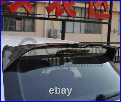 VW GOLF MK7 7.5 GTI GTD R Roof Spoiler OTG Oettinger Style Carbon Fibre LOOK